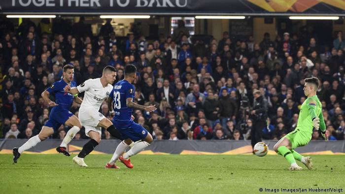 Europa League - FC Chelsea v Eintracht Frankfurt