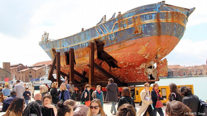 Italien Kunst-Biennale Venedig