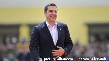 Rumänien Sibiu EU-Gipfel Alexis Tsipras Ministerpräsident Griechenland
