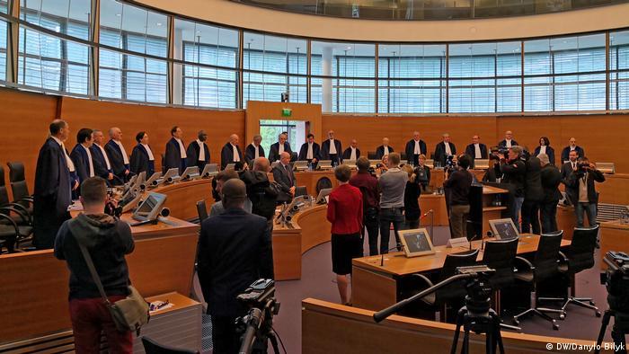 Міжнародний трибунал з морського права у Гамбурзі