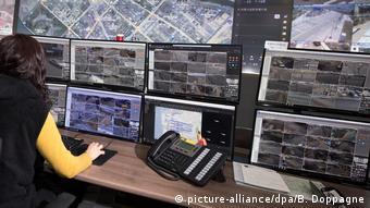 Κέντρο ελέγχου στη νοτιοκορεατική Σονγκντό