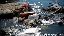 Afrika Plastik Umweltverschmutzung Plastikmüll Meer Fluss