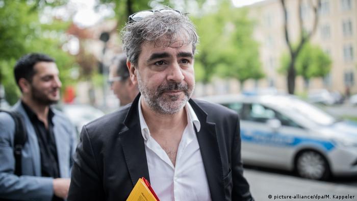 Кореспондент німецької газети Die Welt Деніз Юджель