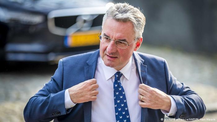 Kandidat für Kommissionspräsident Jan Zahradil