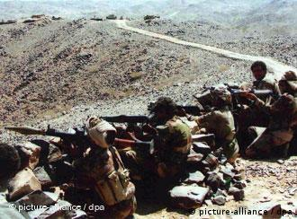 درگیری میان ارتش عربستان سعودی و شورشیان حوثی