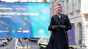 Δεν αποκλείεται να γίνει η πρώτη γυναίκα πρόεδρος της Κομισιόν