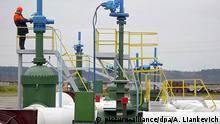 Weißrussland Druzhba-Pipeline bei Minsk