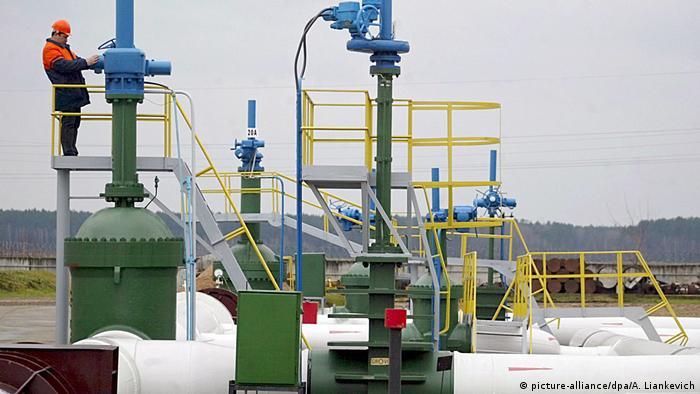 The Druzhba Pipeline