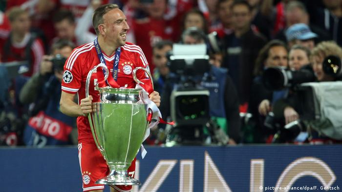Franck Ribery on leaving Bayern Munich: ′I was the best player in ...