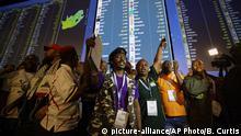 Südafrika Wahl 2019 | Protest in Pretoria