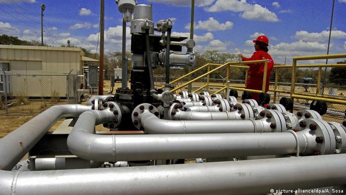 Venezuela Ölindustrie