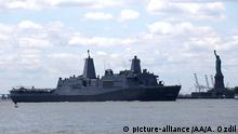 USA, New York: USS Arlington