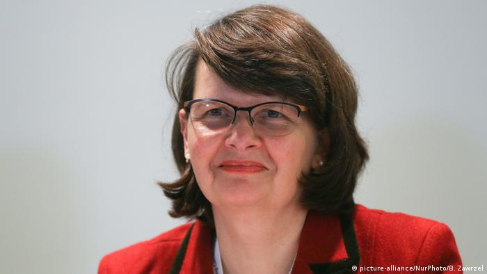 MdB Maria Flachsbarth CDU (picture-alliance/NurPhoto/B. Zawrzel)