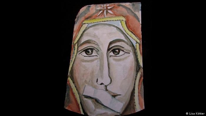 Katholische Kirche Aktionsgruppe Maria 2.0 aus Münster (Lisa Kötter)