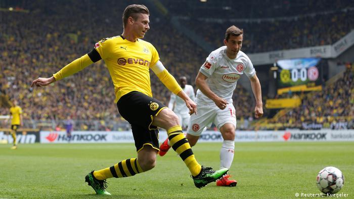 Fußball: 1. Bundesliga, Borussia Dortmund - Fortuna Düsseldorf