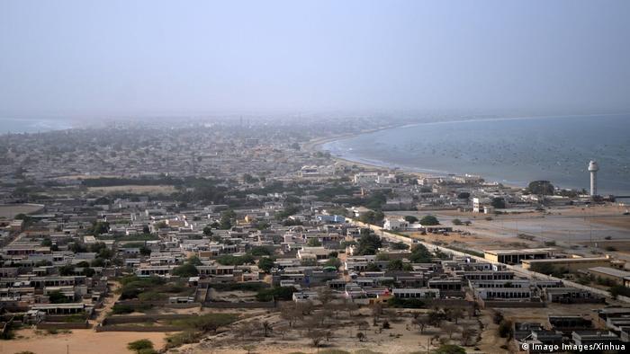 Pakistan Stadtansicht Gwadar (Imago Images/Xinhua)