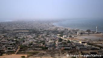 Pakistan's Gwadar port