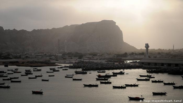 Pakistan Gwadar Hafen