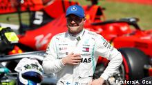 Spanien Barcelona Formel 1 Qualifikation Valtteri Bottas