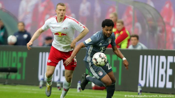 Fußball Bundesliga RB Leipzig - Bayern München (Getty Images/Bongarts/A. Hassenstein)