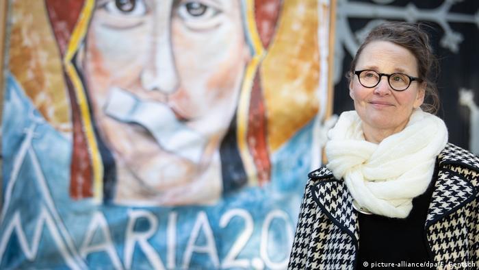 Kirchenstreik «Maria 2.0» (picture-alliance/dpa/F. Gentsch)
