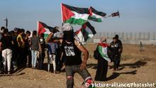 Gazastreifen Grenze Israel Freitagsproteste