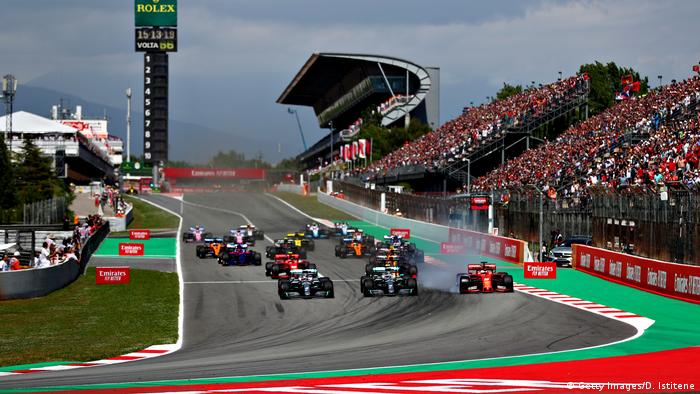 Formel 1 Grand Prix in Spanien (Getty Images/D. Istitene)
