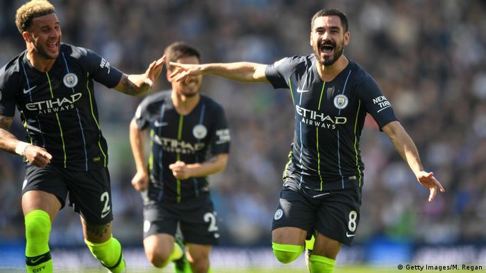 Premier League: Brighton & Hove Albion v Manchester City