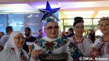 Israel Eurovision Song Contest in Tel Aviv - Verka Serdutschka
