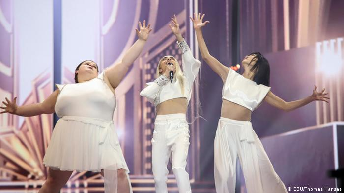Israel Eurovision Song Contest in Tel Aviv - Bilal Hassani (EBU/Thomas Hanses)