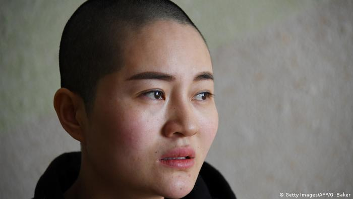 China Li Wenzu in Peking