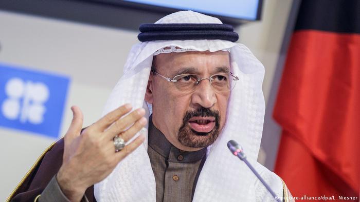 خالد فالح، وزیر انرژی عربستان