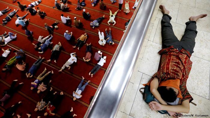 Ramadan Islam Religion (Reuters/W. Kuriawan)