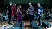 Berlin Konzert Sima Bina aus Iran