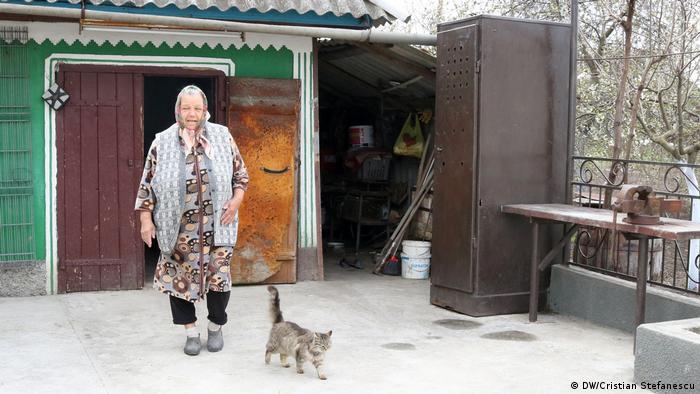 Fedosia in Transnistria