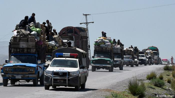 Pakistan Quetta Shiiten-Minderheit Hazara