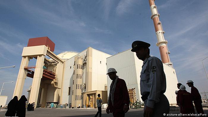 مفاعل بوشهر النووي (أرشيف)