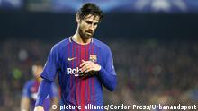 UEFA Champions League 2018 | Andre Gomes, FC Barcelona