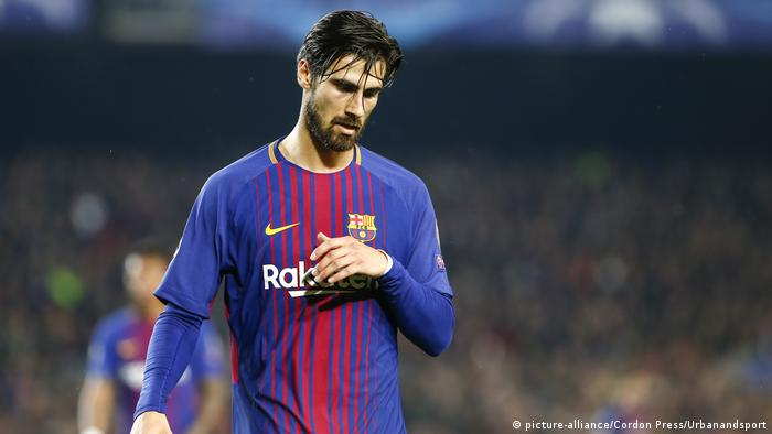 UEFA Champions League 2018 | Andre Gomes, FC Barcelona