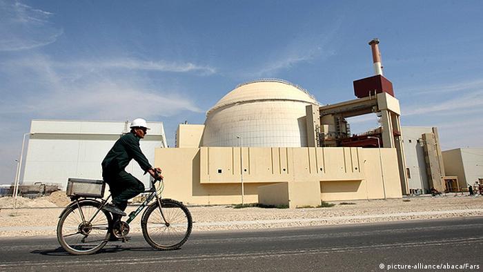Iran Bushehr-Kernreaktor (picture-alliance/abaca/Fars)
