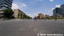 A car-free day in Addis Ababa