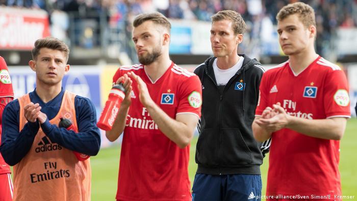 Fußball 2. Bundesliga | SC Paderborn 07 - Hamburger SV