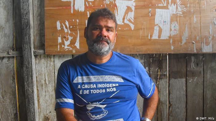 Segundo Ribeiro, os Parakanã foram abordados por membros do governo com uma oferta imoral