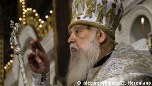 Ukrainische orthodoxe Kirche feiert Weihnachten und die Unabhängigkeit von Moskau