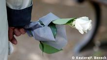 Deutschland Berlin Dorotheenstädtischer Friedhof | Beisetzung Opfer Zweiter Weltkrieg