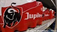 Belgien Bier Jupiler