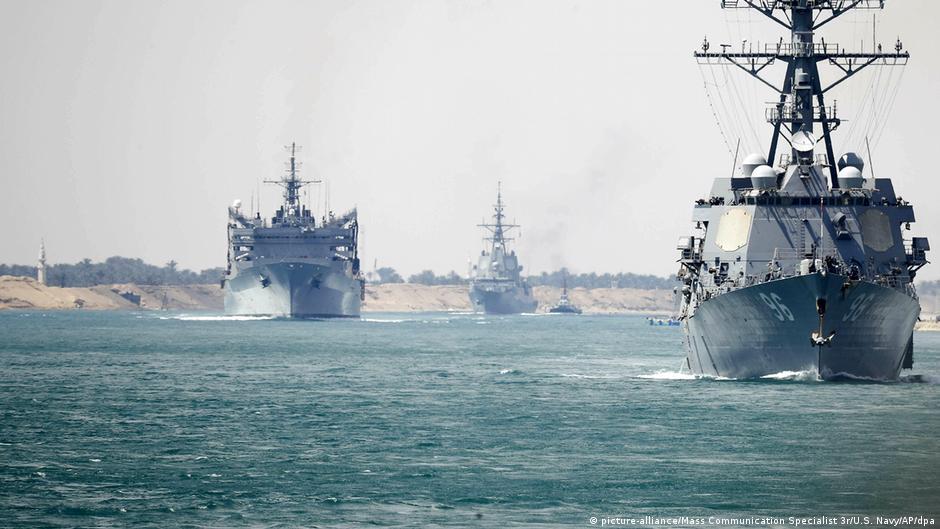 bbc31d635 خبير ألماني: ينبغي الاستعداد لحرب وشيكة بين أمريكا وإيران! | سياسة واقتصاد  | DW | 14.06.2019