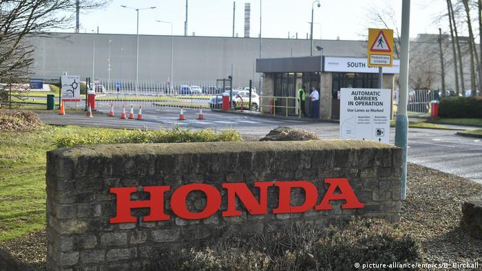 Honda plant, Swindon, UK