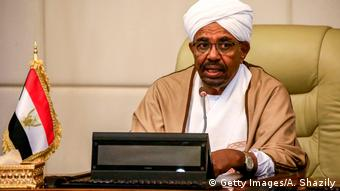 Sudans Präsident Omar al-Bashir