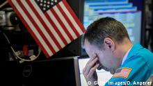 New York: Unruhe an der Börse
